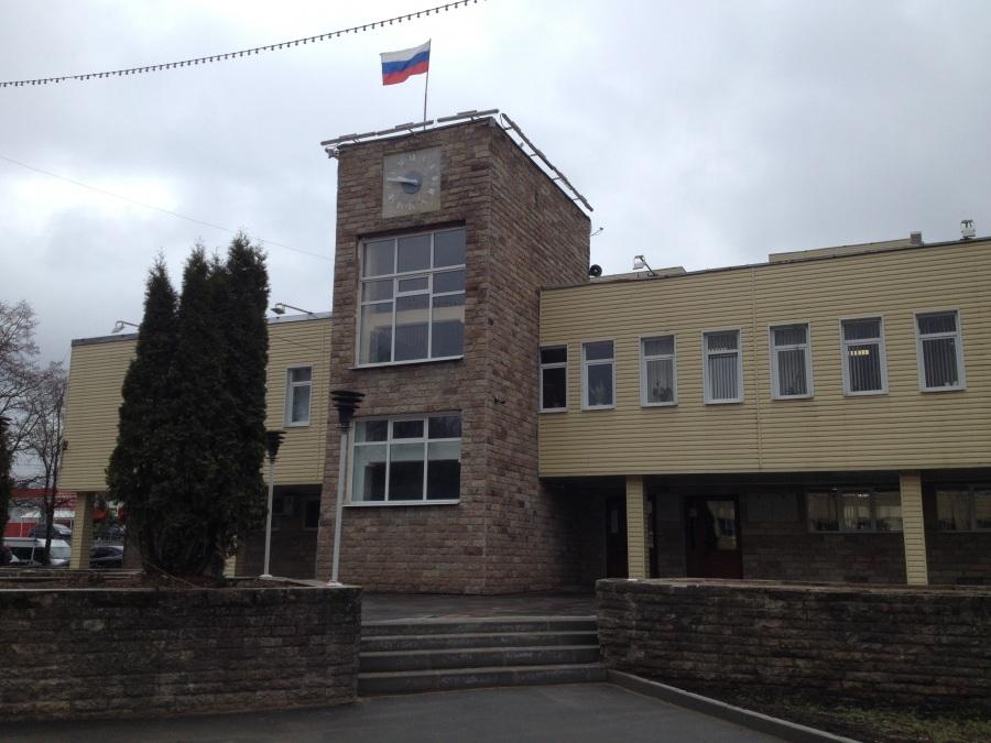 На городском Совете депутатов