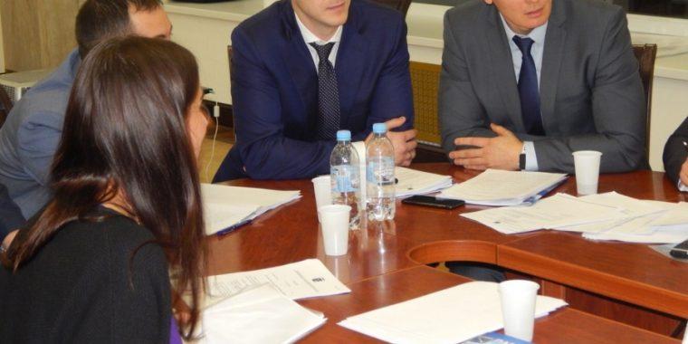 В Молодёжном парламенте