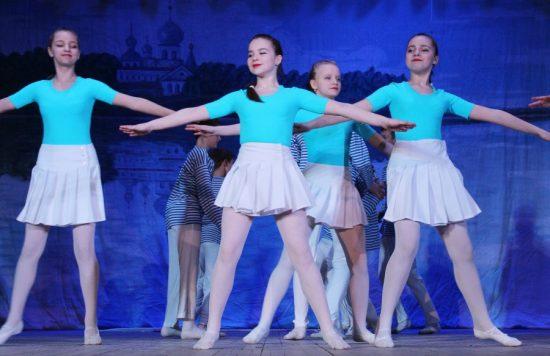 И я танцую, и поёт душа…