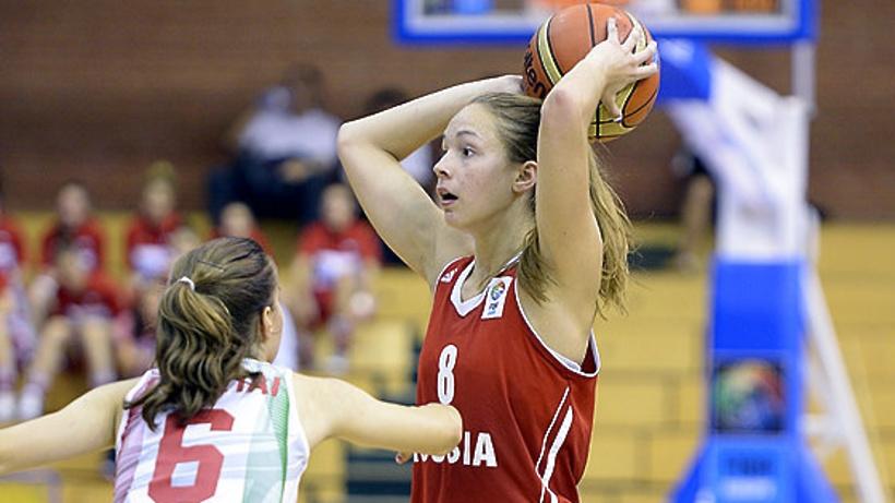 Первенство Волховского района по баскетболу