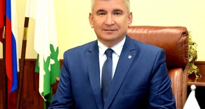 Итоговая пресс-конференция с Главой администрации Волховского муниципального района А. М. Белицким