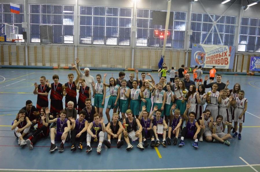 Серебро в баскетболе!