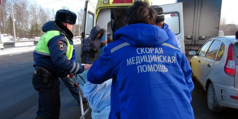 В Волховском районе в ДТП пострадали 3 человека