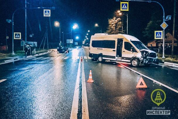 Школьники из Волхова попали в ДТП по дороге с областного конкурса
