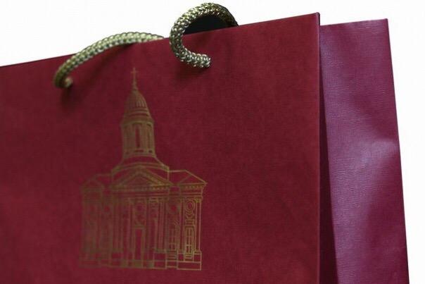 Волховская администрация повысит имидж через бумажные пакеты с золотыми буквами