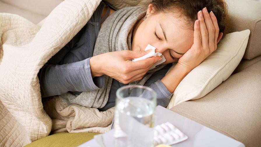 Роспотребнадзор: грипп затаился, но он есть