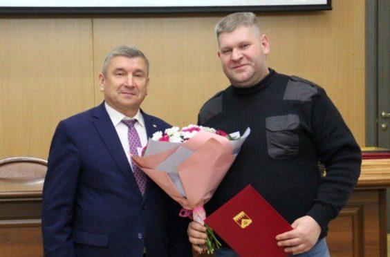 Лучшим работникам АО «Метахим» вручили награды