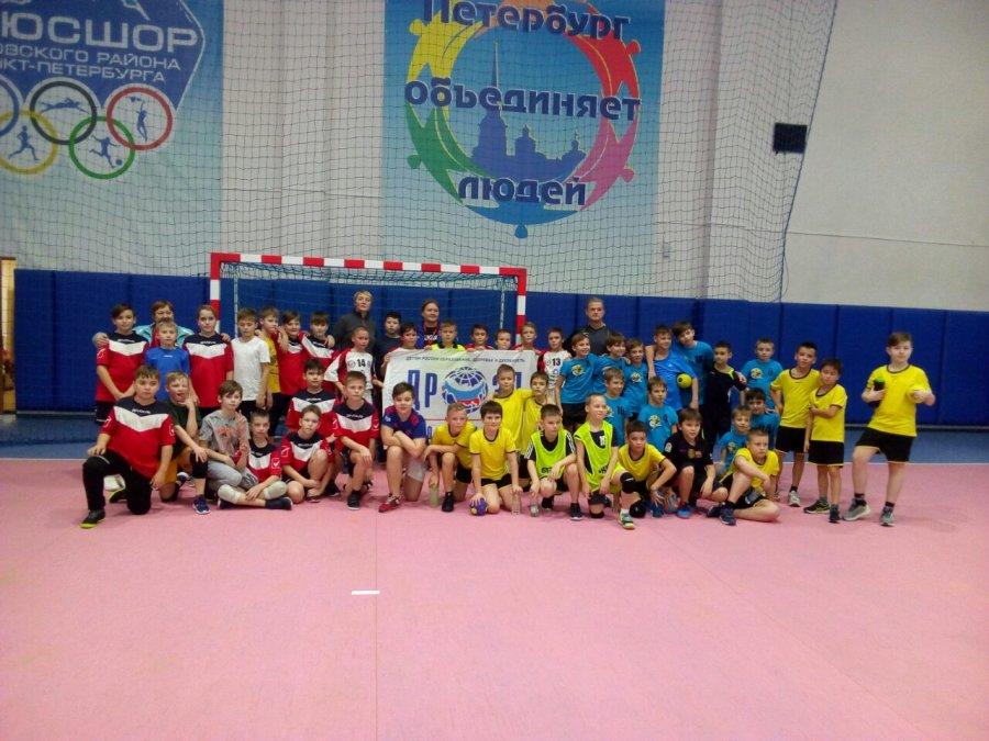 Товарищеские матчи в Санкт-Петербурге