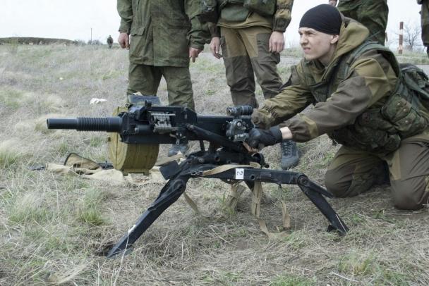 """В Ленобласти """"неудобные"""" танки расстреливают гранатомётчики"""