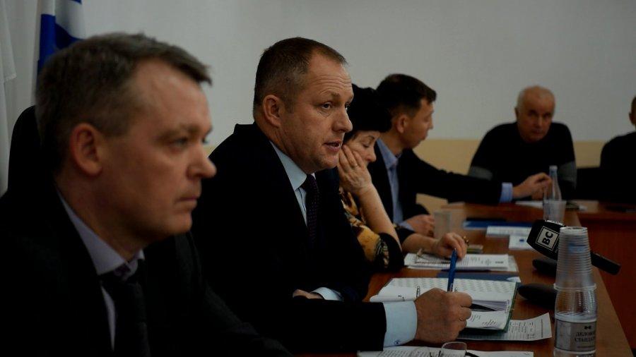 Финальное заседание районного Совета в уходящем году