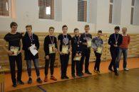 Открытый Кубок по волейболу среди школьников