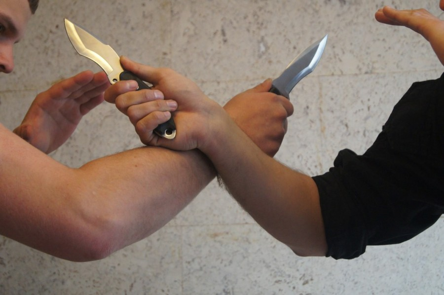Встреча на ножах