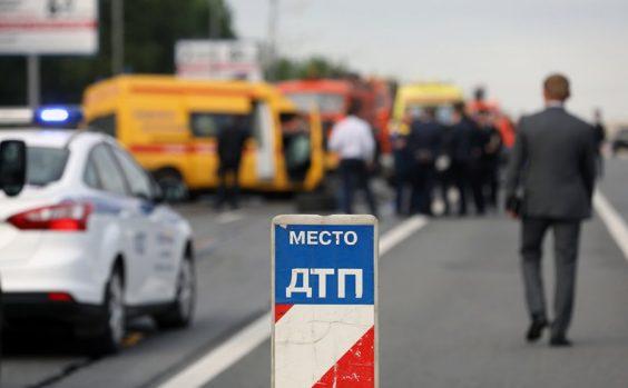 Скрывшихся с места аварии водителей хотят приравнять к пьяным