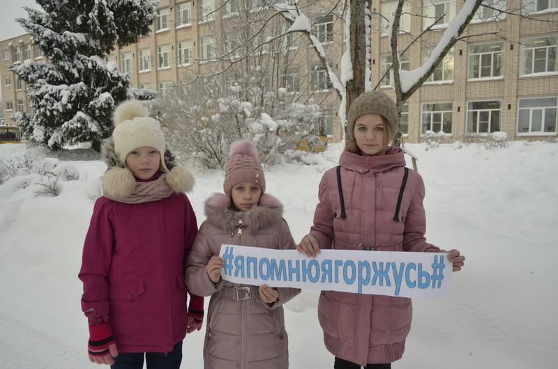 Пашцы прочли стихи о Ленинграде