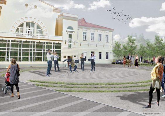 Губернатор одобрил основные направления в благоустройстве Волховского района на 2019 год