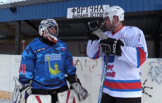 НХЛ в Волхове