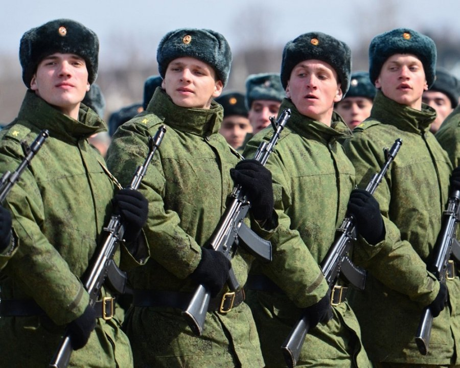 Молодые ленинградцы к призыву готовы