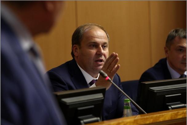 Стали известны подробности задержания вице-губернатора Олега Коваля