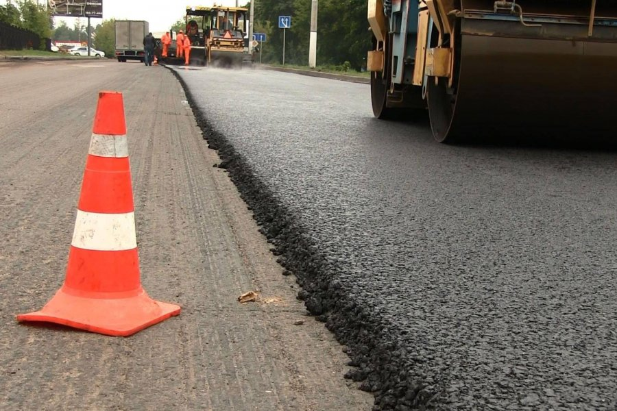 Дороги готовятся к ремонту