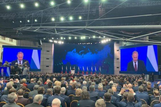 В Ленинградской области инициативы Президента России будут расширены