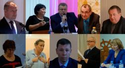 Отчёты глав поселений Волховского района