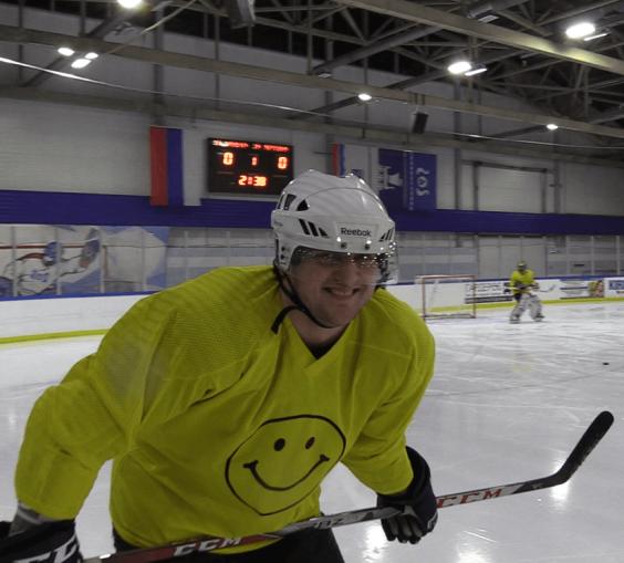 Хоккей в Киришах
