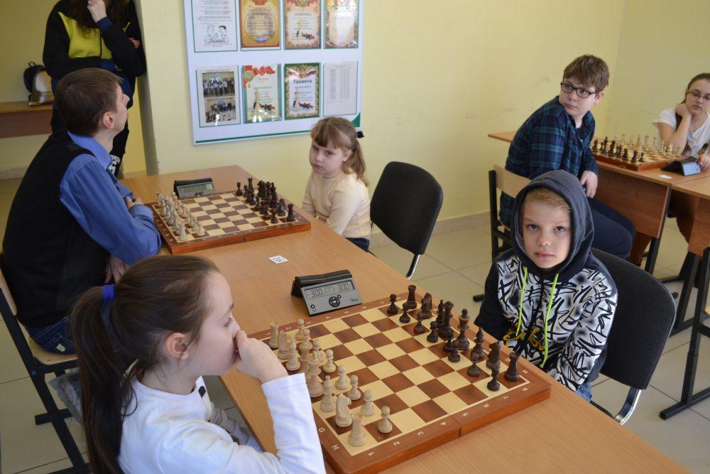 "Шахматный турнир ""Весна на Ладоге"""