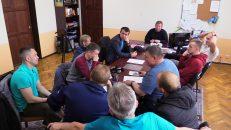 Организационное совещание по чемпионату