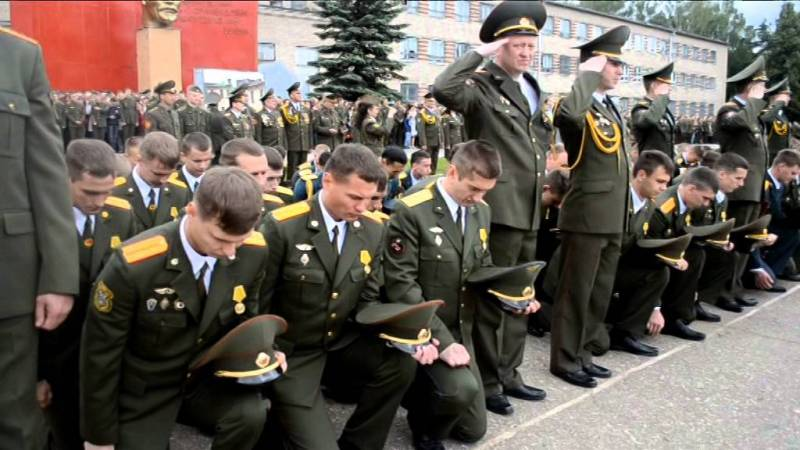 Военкомат ждёт будущих лейтенантов