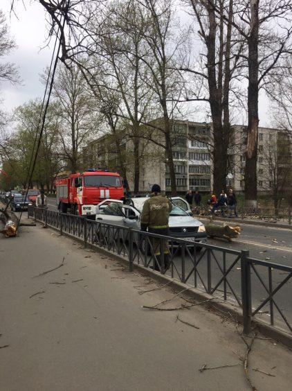 Трагедия на ул. Гагарина