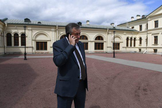 Прямая телефонная линия губернатора