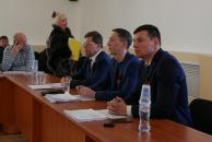 На заседании районного Совета