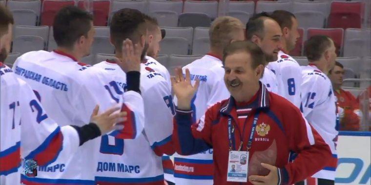 """""""Марс-Волхов"""" - победитель Ночной Хоккейной Лиги!"""