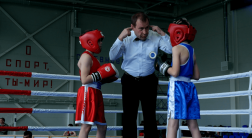 Турнир по боксу памяти Авенира Соснова