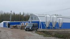 В Усадище открылась кролиководческая ферма