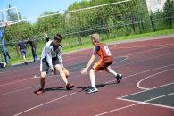 Праздник дворового спорта, посвящённый Дню защиты детей