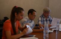 Первое заседание районной Общественной палаты состоялось