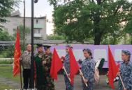 """Митинг """"Свеча памяти"""" прошёл в Новой Ладоге"""