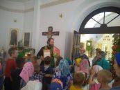 Экскурсия в Храм Святой Живоначальной Троицы