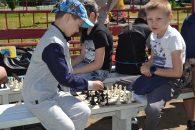 Шахматы в День России