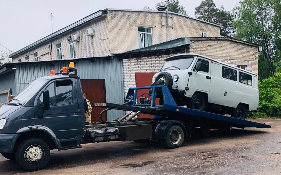 для нужд МБУ «Благоустройство» в Паше приобретено транспортное средство УАЗ