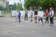 Детское первенство Новой Ладоги по городошному спорту