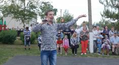Праздник, посвящённый Дню России, прошёл в Вындином Острове