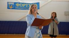 """В Вындином Острове открыли ФОК """"Фортуна"""""""