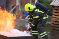 Юбилей пожарной службы
