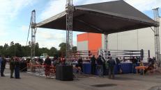 Открытый турнир по боксу в Волхове в формате «Open-air»