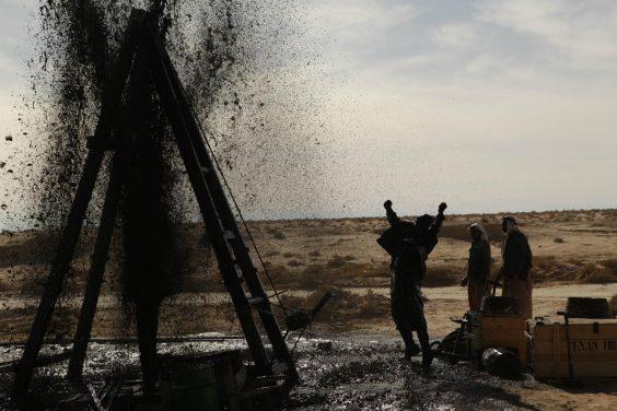 В Волхове нашли нефть