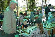 Шахматный open-air #2