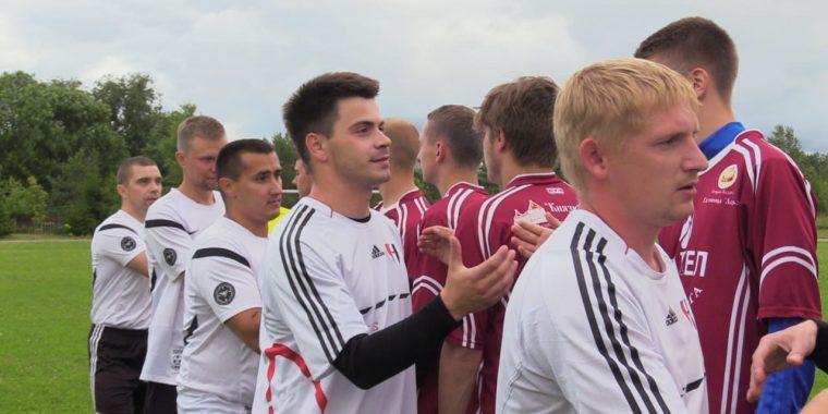 """Матч 1/4 финала: """"Факел"""" Старая Ладога - """"Фортис"""" Волхов"""
