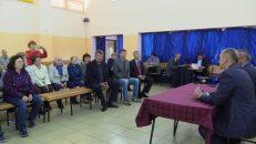 Главы района посетили Бережки и Усадище